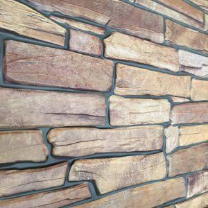 Tapete Doma 3D PVC panel 3891