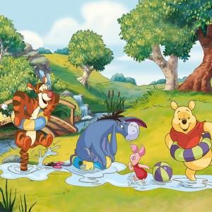 Tapete Doma foto tapeta Winnie pooh 60002-20
